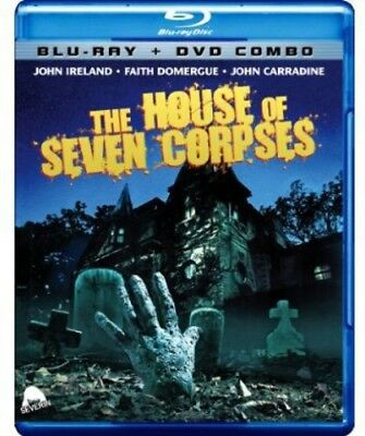 The House of Seven Corpses [New Blu-ray] With DVD, Widescreen, Dolby