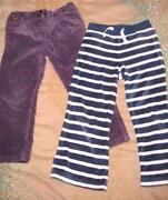 Girls Boden Trousers 3-4