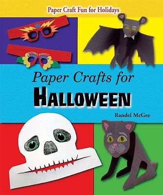 Paper Crafts for Halloween (Paper Craft Fun for Ho - Paper Crafts For Halloween