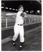 Gil Hodges Signed