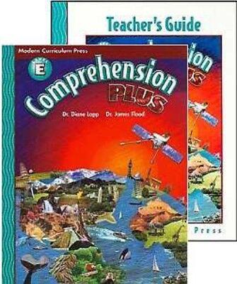 5th Grade 5 MCP Comprehension Plus Level E Homeschool Curriculum Kit Reading