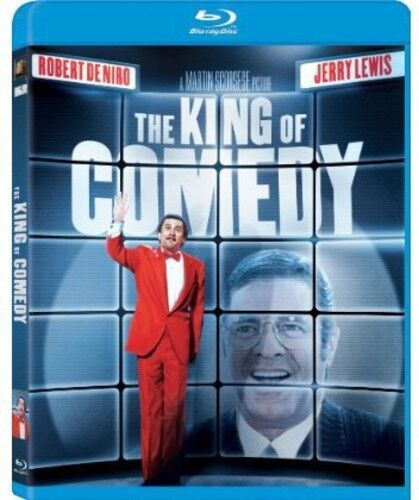 King Of Comedy (2014, Blu-ray NEW) BLU-RAY/WS