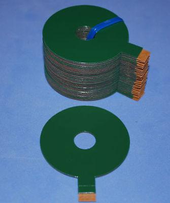 Windshield Repair Kit Alignment Seals Pack of 25 Blue Star