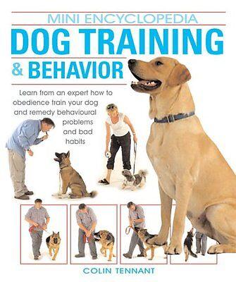 Dog Training & Behavior (Mini Encyclopedia Series) by Colin Tennant