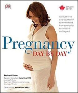 """Pregnancy Day by Day Revised"" Book (Used, excellent condition)"