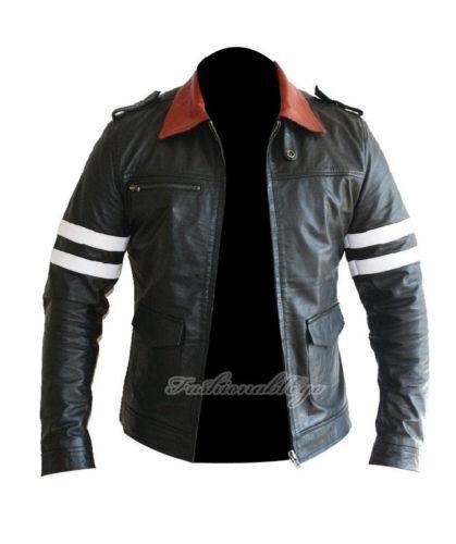 Alex mercer jacket ebay gumiabroncs Choice Image