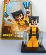 X Men Toys Wolverine