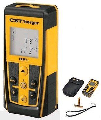Cstberger Rf5 165-feet Laser Distance Measurer