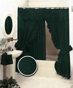 fabric shower curtain sets