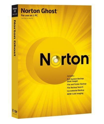 norton ghost software free  xp