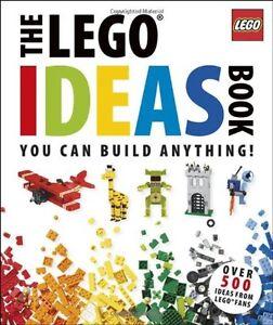 The LEGO® Ideas Book By Daniel Lipkowitz