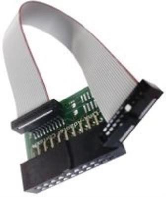 91t5768 Segger-8.06.00 J-link 19-pin Cortex-m-adapterj-link19 Pinfor Cortex-m