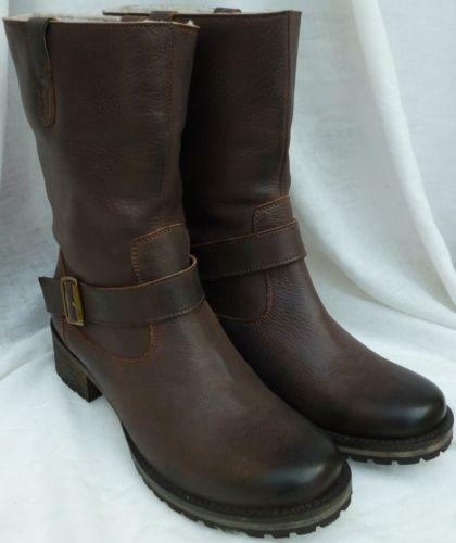 Fat Face Brown Boots Ebay
