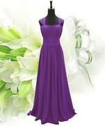 Purple Bridesmaid Dresses Size 20