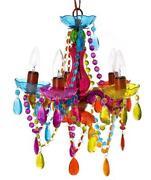 Acrylic Chandelier Prisms
