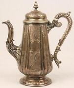 Sheffield Plate Teapot