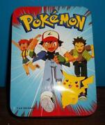 Pokemon Tin
