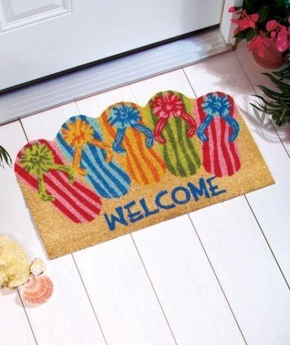 Outdoor Door Mat Coir Ebay