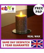 Battery Wax Candles