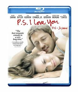 P.S I Love You-Blu-Ray-Like new condition + bonus dvd