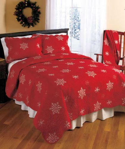 Christmas Quilt King Ebay
