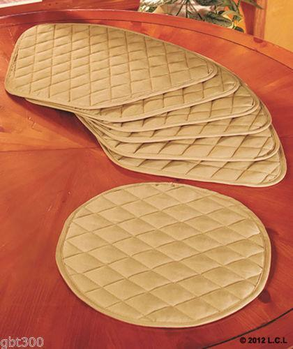 Wedge Shaped Placemats Ebay