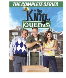 The King of Queens The complete season seires 1 - 9  DVD Box Set New Sealed
