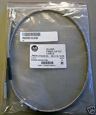 AB Glass Fiber Optic Cable 43GR-MOS10SL Ser A