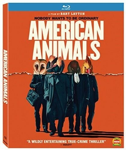 American Animals [new Blu-ray] Ac-3/dolby Digital, Digital Theater Sys