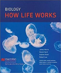 SELLING BIOLOGY: HOW LIFE WORKS - MORRIS and ETC.