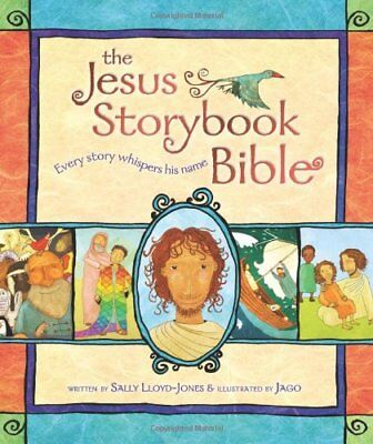 The Jesus Storybook Bible: Every Story Whispers Hi ()