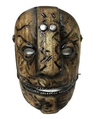 MAGGOT SLIPKNOT BAND FANCY DRESS UP HALLOWEEN WRESTLING MASK ADULT CHILD COSPLAY](Maggot Mask Slipknot)