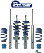 Ford Fiesta Suspension