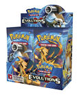Booster Box Evolutions Pokémon Sealed Booster Packs