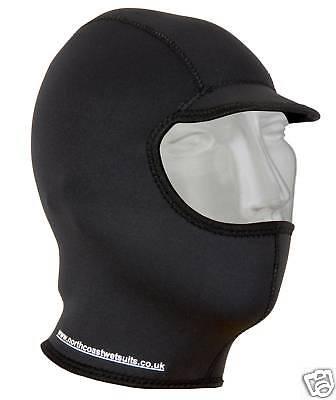 Fleece Hooded Wetsuit - NEW wetsuit Surf hood balaclava cap warm 3mm fleece neo