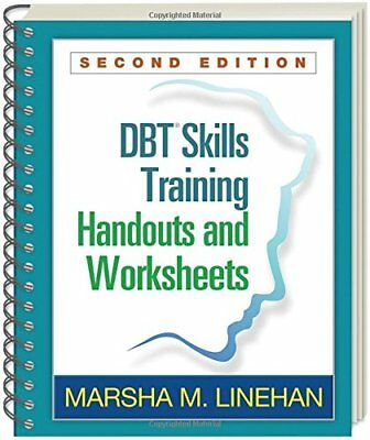 Dbt Skills Training Handouts And Worksheets by Marsha