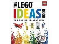 Ultimate Lego Ideas Collection (Hardback) - Bargain £20 Never used