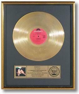 John Lennon Yoko Ono RIAA Milk & Honey Disque D'or Rare Québec City Québec image 1
