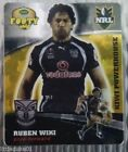 New Zealand Warriors NRL & Rugby League Tazos