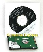 HP Operating System CD
