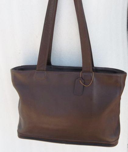 Vintage Coach Briefcase   eBay 72376e8d9a