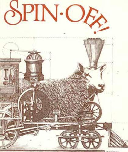 Spin-off magazine 1980 VOL 4: ruffles, ridges, mittens, cap, cloak, stoll ...