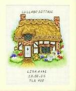 Lilliput Lane Cross Stitch
