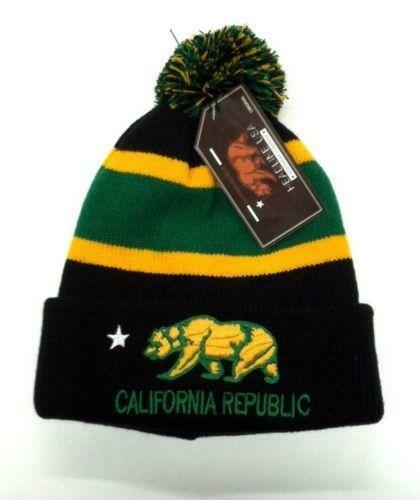 53cd4b25df1 Mens Pom Beanie