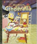 Cinderella Disney Book