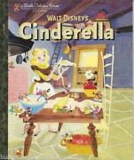 Cinderella Disney Book