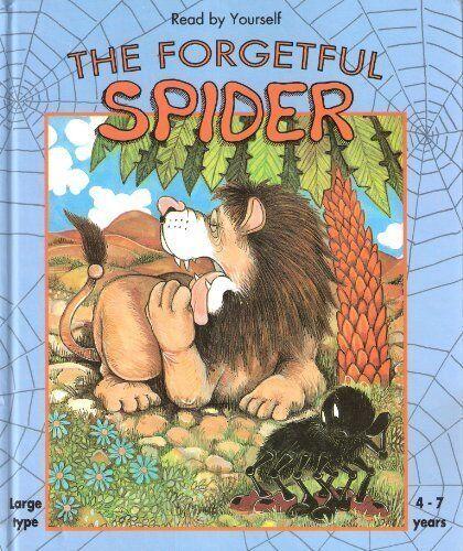 The Forgetful Spider,June Woodman, Ken Morton