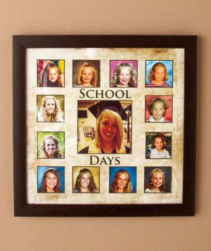 School Years Picture Frame Ebay