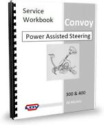 LDV Convoy Power Steering
