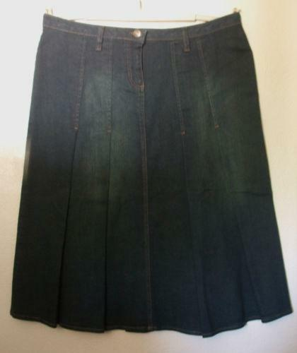 calf length pleated skirt ebay
